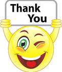 thankyou;
